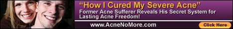 Cure severe acne