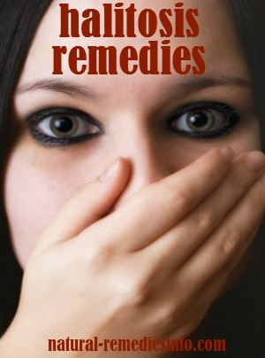 halitosis remedies