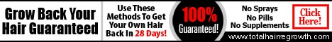 hair regrowth banner