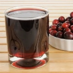 pure cranberry juice for UTI
