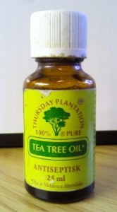 Tea Tree Oil - Effective Gingivitis Home Remedies