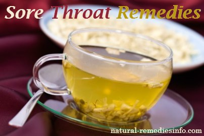 Marshmallow root tea for sore throat