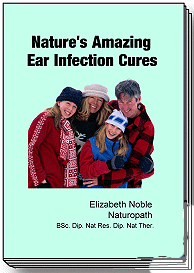 Ear infection cures book
