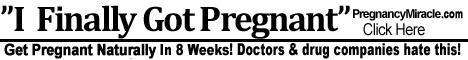 get pregnant banner
