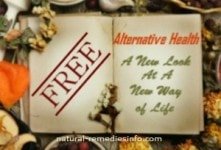 Free Report: Alternative Health, A New Way of Life