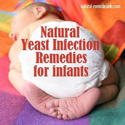 Natural Remedies For Diaper Yeast Infection