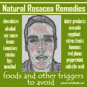 Summer skin diseases: Rosacea
