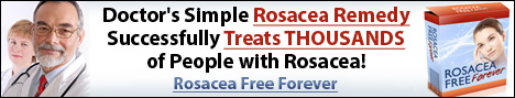 Rosacea remedy ebook