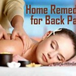 10 Natural Remedies for Easing Off Back Pain